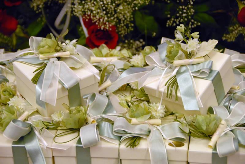 Bomboniere Matrimonio Tema Natalizio : Sileno è bomboniere